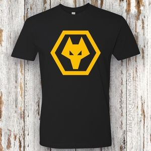 Other - Wolverhampton Wanderers FC Wolves T-Shirt Black